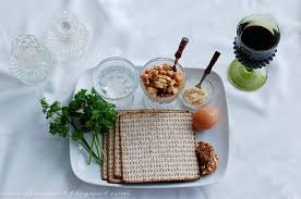 what did the passover meal consist of a christian passover a small snippet