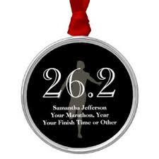 marathon ornaments keepsake ornaments zazzle