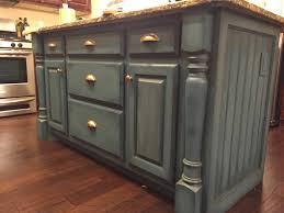 blue chalk paint kitchen cabinets do it yourself kitchen island remington avenue