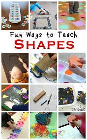 best 25 shape activities for preschoolers ideas on pinterest