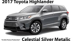 toyota highlander 2017 black toyota highlander limited review and test drive 2017 2018 suv