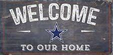Dallas Cowboys Home Decor Dallas Cowboys Decor Ebay