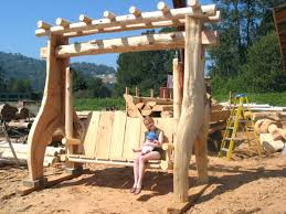 Rustic Log Benches - rustic log benches outdoor rustic log garden benches building with