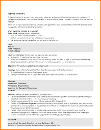 Objective Section On Resume 6 Resume Objective Section Affidavit Letter Of For Retai Peppapp