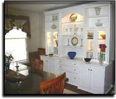 Dining Room Builtin Buffet Tray Ceiling Pottery Barn Paxton - Dining room cabinets