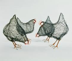best 25 wire sculptures ideas on wire drawing wire