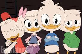 ducktales exclusive meet the new faces of duckburg ew com