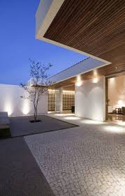 Interior Courtyard House Plans by 61 Best Courtyard Houses Plans Images On Pinterest