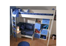 High Sleeper With Futon Sleeper With Storage Bed Storage Mid Sleeper With Storage Luxury