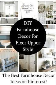 101 best modern farmhouse decor images on pinterest farmhouse
