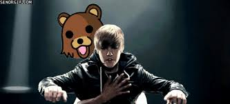 Animated Gif Meme - justin bieber pedo bear memes celebrities gif gif