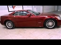 2006 cadillac xlr convertible 2006 cadillac xlr convertible arlington tx