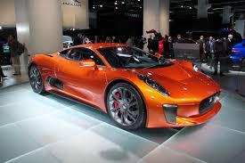 jaguar cars 2015 frankfurt 2015 james bond jaguar c x75 gtspirit