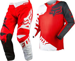 ebay motocross gear 2015 fox 180 hc race red mx motocross gear kit cr crf 125 250 450