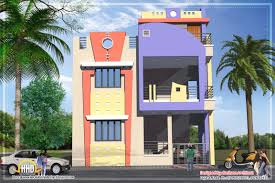 Front Elevations Of Indian Economy Houses by Spain Home Design With House Plans U2013 3200 Sq Ft U2013 Kerala Home