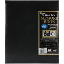 photo album inserts for 3 ring binder leatherette postbound album 8 5 x 11 walmart
