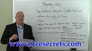 ftce business education 6 u201312 051 study guide monetary policy