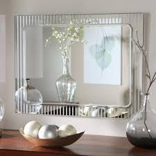 modern decorative mirrors for bathrooms mirror bathroom shiplap