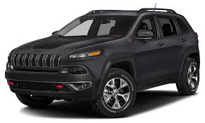 jeep trailhawk 2016 white 2016 jeep cherokee trailhawk in rhino clearcoat for sale in boston