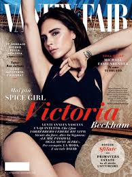 Vanity Fair Essay Victoria Beckham Lands Two Vanity Fair Covers