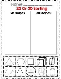 176 best math shapes images on pinterest 3d shapes