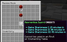 Enchanting Table Recipe Uhc Update Balances Professions Recipes And More Hypixel