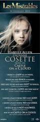 Castle On A Cloud Lesmis Isabelle Allen Young Cosette Signature Song Castle On A