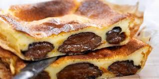 cuisine traditionnelle bretonne far breton aux pruneaux façon cyril lignac facile et pas cher