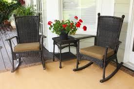 front porch chair set