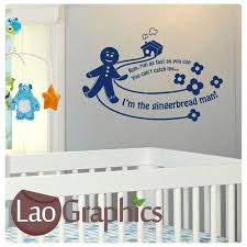 Nursery Rhyme Wall Decals Childrens Nursery Rhyme Wall Stickers Transfers Laographics