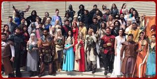 Games Thrones Halloween Costumes 2014 San Diego Comic Coverage 2 Halloween Costumes Blog
