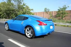 blue nissan 370z 2010 nissan 370z u s prices automotorblog