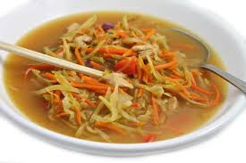 a new cabbage soup diet soup only 1 smartpoints asian chicken