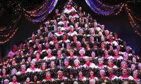 singing christmas tree show portland s singing christmas tree 50th anniversary