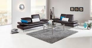 Interieur Mit Rustikalen Akzenten Loft Design Bilder Braunes Sofa Aus Echtem Leder Liebe Auf Den Ersten Blick