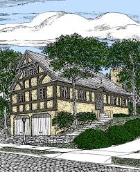 English Tudor Home Plans Plan 11615gc English Tudor Home Plan English Tudor Tudor And