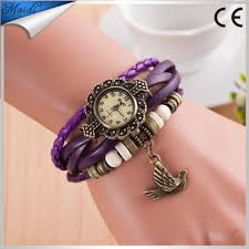 vintage bracelet watches images Alibaba cheaper new beautiful girl lady hot vintage women bird jpg