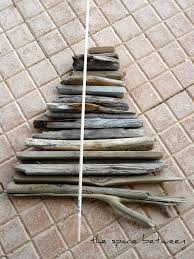 how to make a driftwood christmas tree driftwood christmas tree