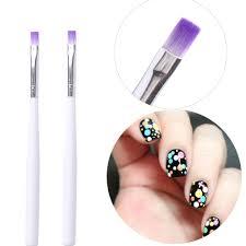 wholesale new women fashion acrylic french nail art pen brush