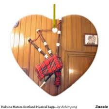 bagpipe ornament holidays ornament