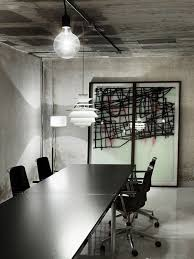 pop up office in concrete work space u0026 office interior