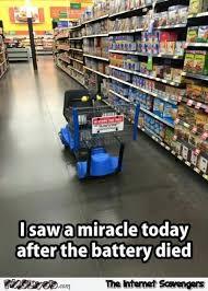 Funny Walmart Memes - miracle at walmart meme pmslweb