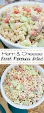 Homemade Pasta Salad by Best 25 Macaroni Salads Ideas On Pinterest Easy Cold Pasta
