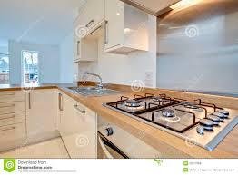 modern fitted kitchen modern fitted kitchen royalty free stock photos image 23277968