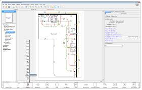 Floor Plan Pro by Residential Wire Pro Software Draw Detailed Electrical Floor