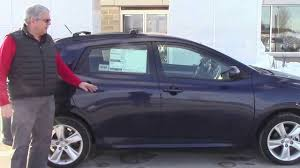 toyota awd hatchback tom shows laurie and andrew 2013 toyota matrix s awd youtube