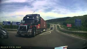 volvo truck dealers australia incredible near miss from australia rebrn com