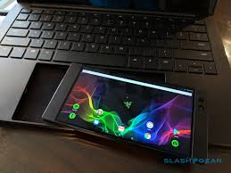 android notebook razer project on android phone powered notebook