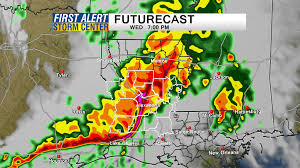 New Orleans Weather Map by Severe Weather And Flooding Possible Today What You Need To Do
