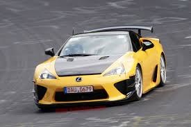 toyota lexus sports car toyota chief test driver dies in crash behind wheel of lexus lf a